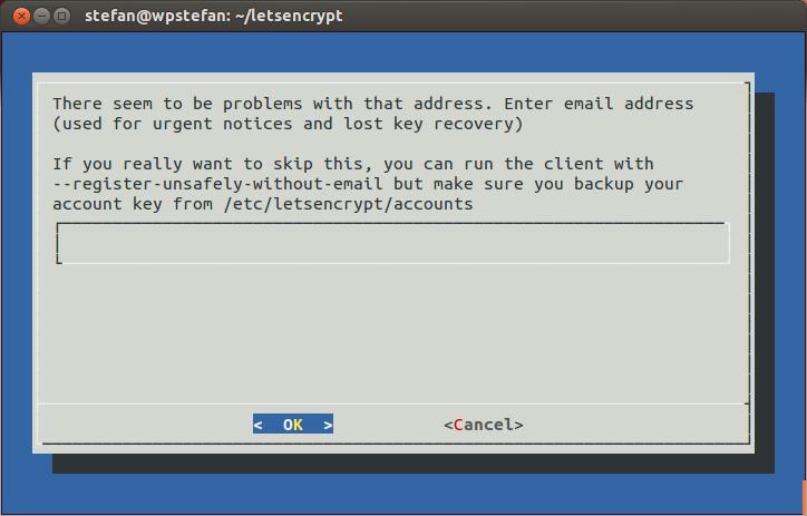 letsenc03-problem-email