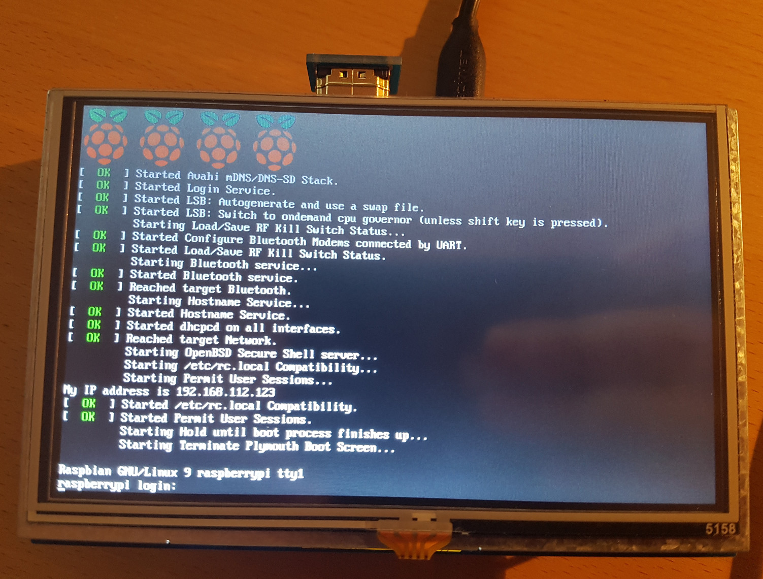 Raspberry Pi Stefans Blog Wiringpi Serial Lcd Links
